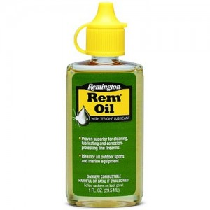 Remington Rem-Oil 1 ounce squeeze bottle 26617