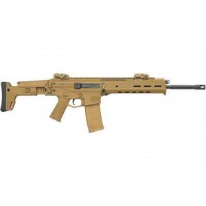 """Bushmaster ACR Basic Folder .223 Remington/5.56 NATO 30-Round 16.5"""" Semi-Automatic Rifle in Coyote Brown - 90847"""
