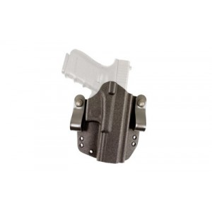 Desantis Raptor, Belt Holster, Right Hand, Black, Fits Glock 43, Kydex 146ka8bz0 - 146KA8BZ0