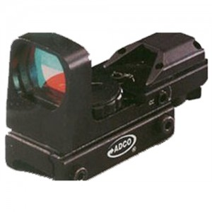 ADCO International Solo 1x33mm Sight in Black - SOLO