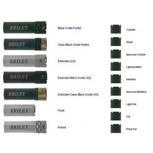 Briley 12 Gauge Black Extended Cylinder Extra Full Black Choke Tube For Remington EXTCL
