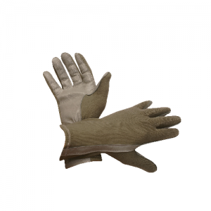 GLOVES,SAGE NOMEX/LEATHER, 10    PALM FLIGHT