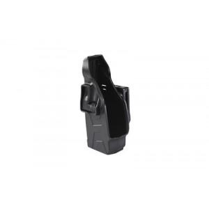 Taser X2 Blackhawk Holster, Fits X2, Left Hand, Kydex, Black Finish 22504 - 22504