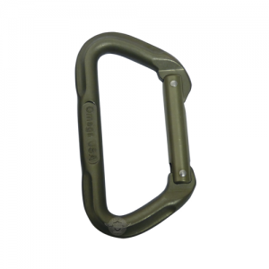 TruSpec - 7000 Series Tactical D Carabiner, Foliage