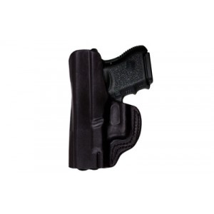 Tagua Iph Inside The Pant Holster, Fits S&w M&p Shield, Right Hand, Black Iph-1010 - IPH-1010