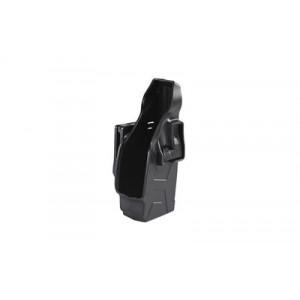 Taser X2 Blackhawk Holster, Fits X2, Right Hand, Kydex, Black Finish 22501 - 22501