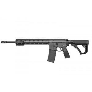 """Daniel Defense V7 .223 Remington/5.56 NATO 30-Round 16"""" Semi-Automatic Rifle in Black - 02-128-16524-047"""