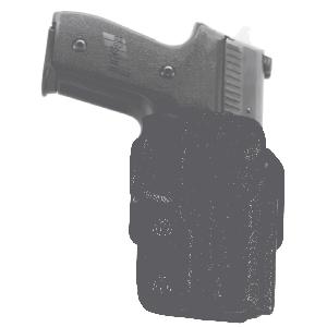 "Galco International Stryker Right-Hand Belt Holster for Sig Sauer P229 in Black (3.9"") - STR250"