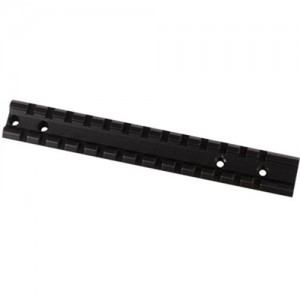 Weaver Matte Black One Piece Tactical Rail Base For Remington 700 48330