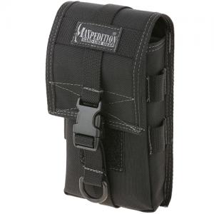 Maxpedition Tri-Carry-3 Waterproof Waist Bag in Black 1000D Nylon - PT1039B