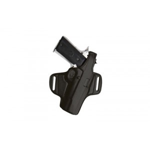 Tagua Bh1 Thumb Break Belt Holster, Fits Springfield Xds, Right Hand, Black Leather Bh1-635 - BH1-635
