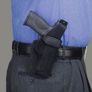 Galco International Wraith Right-Hand Belt Holster for Ruger SR40C in Black - WTH622B