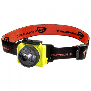 Double Clutch USB Headlamp Color: Yellow Option: USB No Charger