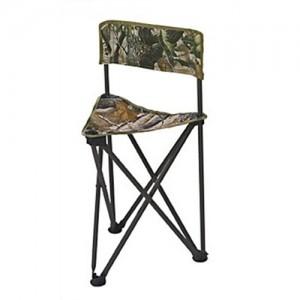 Hunters Specialties Realtree Hardwoods Green HD Tripod Camo Stool 05378