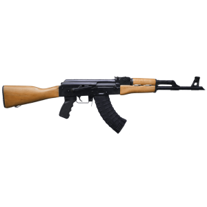 "Red Army Standard by CIA RAS47 7.62X39 10-Round 16.5"" Semi-Automatic Rifle in Black - RI2250CAN"
