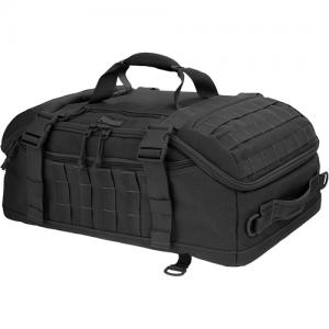 Maxpedition Fliegerduffel Waterproof Adventure Bag in Black 1050 Nylon - 0613B
