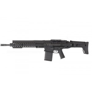 "DRD Tactical LLC G762 .308 Winchester/7.62 NATO 20-Round 16"" Semi-Automatic Rifle in Black - G762-BLK16"