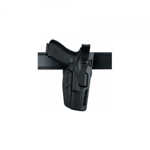 Safariland 7280 Mid Ride Left-Hand Belt Holster for Walther P99Q in STX Plain - 7280-384-412
