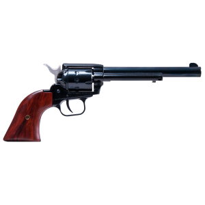"""Heritage Rough Rider Small Bore .22 Long Rifle/.22 Winchester Magnum 9-Shot 6.5"""" Revolver in Blued - RR22999MB6AS"""
