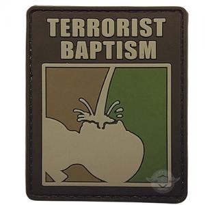 5ive Star - Morale Patch Option: Terrorist Baptism