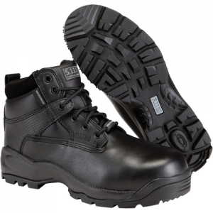 Atac 6  Shield Side Zip Astm Boot Size: 8 Regular