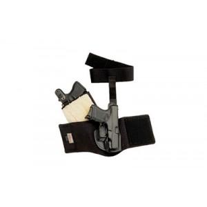 "Galco International Ankle Glove Right-Hand Ankle Holster for J-Frame in Black (2"") - AG160B"