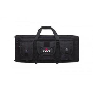 """Iwi Us, Inc Multi Gun Case, 32"""", Black Nylon Tcm200"""