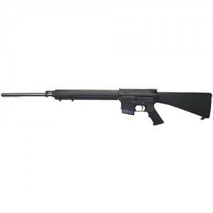"Colt CR6724 .223 Remington/5.56 NATO 9-Round 24"" Semi-Automatic Rifle in Stainless Steel - CR6724"