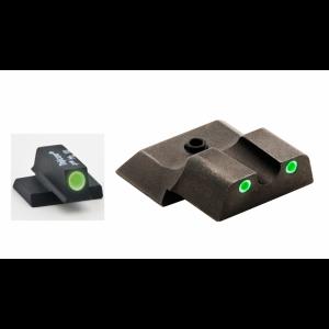 Ameriglo SW145 Tritium Set S&W M&P Shield 3Dot Grn