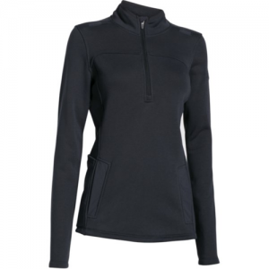 Under Armour Tactical Job Fleece Women's 1/4 Zip Jacket in Dark Navy - Small