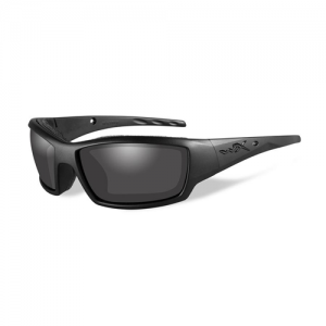 Wiley X - Tide Lens Color: Smoke Grey - Matte Black