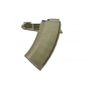 Tapco, Inc. Magazine, 762x39, 20rd, Fits Synthetic Stock Sks, Od Green Mag6620 Olive Drab