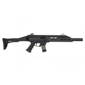 """CZ Scorpion EVO 3 S1 9mm 20-Round 16.2"""" Semi-Automatic Rifle in Black (Faux Suppressor) - 08507"""