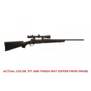 """Savage Arms 11/111 6.5 Creedmoor Trophy Hunter XP 4-Round 22"""" Bolt Action Rifle in Black - 19680"""