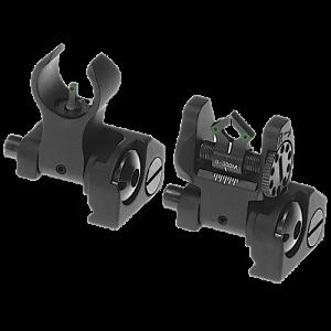 Troy MCMSTB01 Battle Sight Micro DOA Set Universal Black