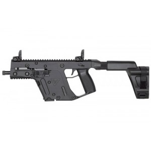 """Kriss Vector SDP SB 10mm 15+1 5.5"""" Pistol in Black Polymer (Gen II) - KV10-PSBBL20"""