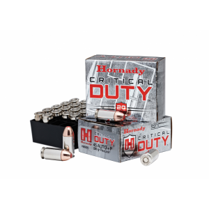 Hornady Critical Duty .45 ACP FlexLock, 220 Grain (20 Rounds) - 90926