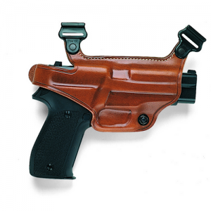 """Galco International S3H Left-Hand Shoulder Holster for Springfield XD in Tan (3.8"""" - 4.5"""") - 447"""
