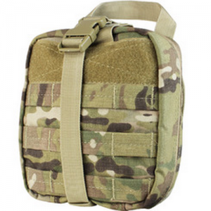 Quick Release Medical Pouch Color: Multi Cam