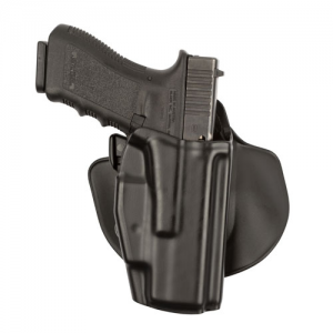 5378 GLS Concealment Paddle and Belt Loop Holster Finish: STX Plain Black Gun Fit: Glock 26 (3.5  bbl) Hand: Right - 5378-183-411