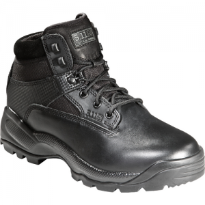 ATAC 6  Boot with Side Zip Color: Black Shoe Size (US): 14 Width: Regular