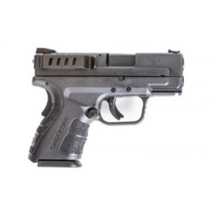 Techna Clip Belt Clip, Fits Springfield Xd(m) & Xd-mod.2, Right Hand, Black Finish Xdmbr - XDMBR