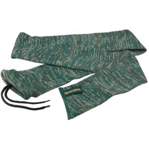 Remington Gun Sock Cotton Treated with Silicione Green 18494