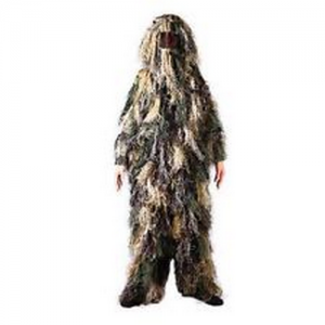 5ive Star Gear Ghillie Suit in Woodland Camo - (Youth Large/X-Large)