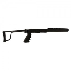 Butler Creek Blue Folding Stock For Ruger Mini 14/Mini 30 MCB