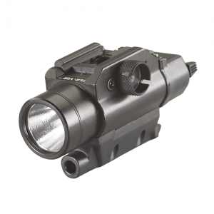 TLR-VIR, Visible & IR LED Tac Illuminator  PRODUCT FACT SHEET TLR-VIR - WEAPON-MOUNTED VISIBLE AND IR LED TACTICAL ILLUMINATOR MARKET APPLICATIONS: Military and Law Enforcement  DESCRIPTION: Lightweight, compact, lithium battery powered Weapon-Mounted Tac