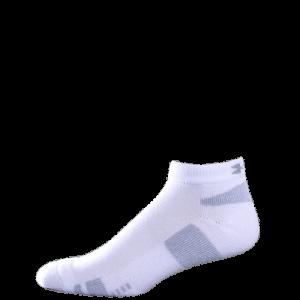 UA HeatGear Trainer LO CUT 3 Pack Color: White Size: Medium