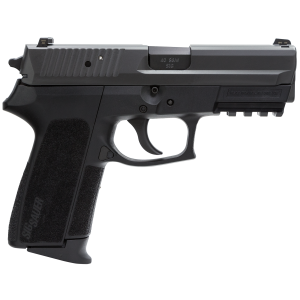 "Sig Sauer SP2022 Full Size .40 S&W 10+1 3.9"" Pistol in Black Nitron (4 Point Safety) - SP202240B"