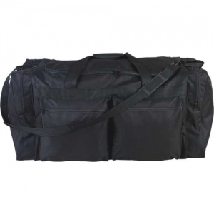 Strong Leather Academy Waterproof Gear Bag in Black - 90900-0002