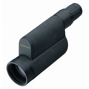 "Leupold & Stevens Mark 4 Tactical 12.4"" 12-40x60mm Spotting Scope in Black - 53756"
